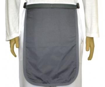 Avental p/ prot. órgãos genitais 30x45cm 0.50mmpb