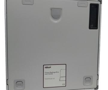 Chassi radiográfico com janela 35x35cm
