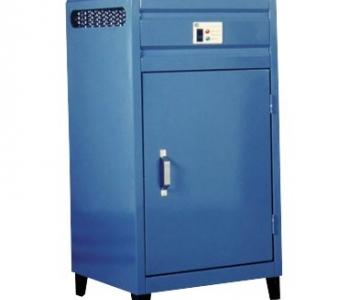 Secador radiográfico para 12 colgaduras