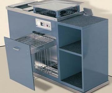 Processadora manual compacta