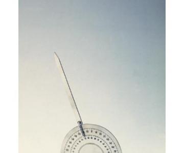 Goniômetro em alumínio