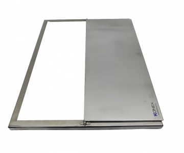 Divisor radiográfico 35x43cm longitudinal