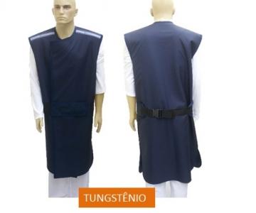 Avental casaco frente 0,50 costas 0,25 100x60cm bt