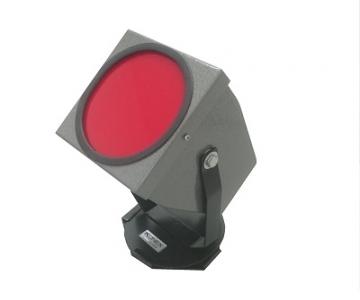 Lanterna filtro redondo ajustável com filtro