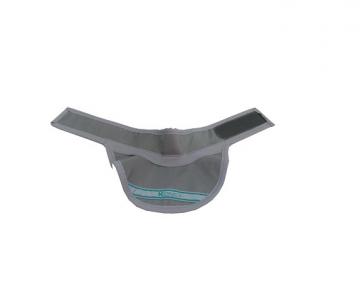 Protetor de tireóide viseira infantil 0,50mmpb