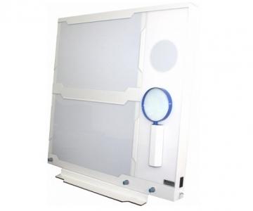 Negatoscópio mamográfico 04 filmes led premium