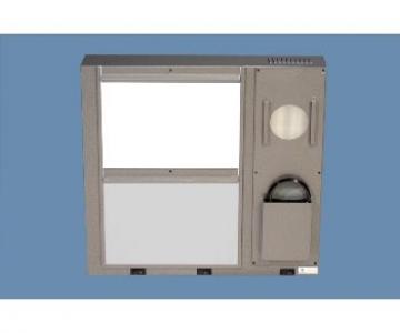 Negatoscópio mamográfico para 04 filmes