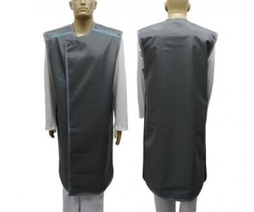 Avental casaco frente 0,25 costas 0,25 100x60cm bp