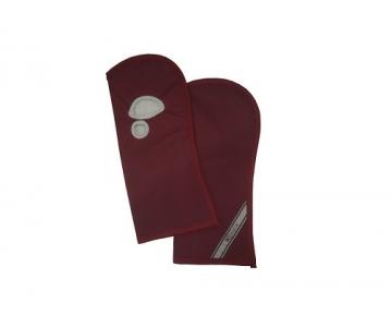 Luva plumbífera tipo escudo 0,50mmpb