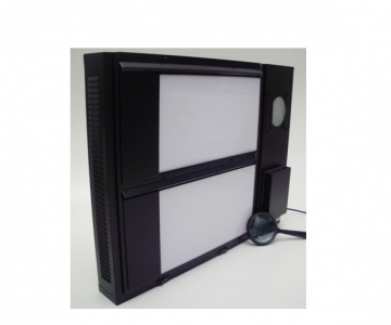 Negatoscópio mamográfico 04 filmes multi-formato