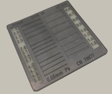 Disp. padrão de resolução  modelo 38