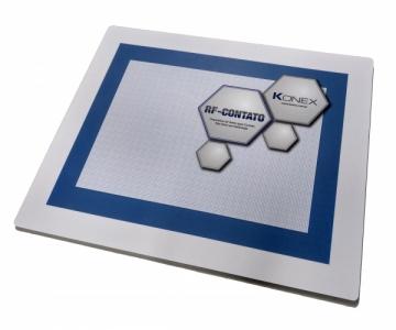 Dispositivo contato tela-filme rx