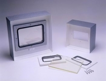 Moldura 20x20cm com vidro 100 x 150 x 8mm 2.0
