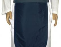 Avental prot. órgãos genitais 40x45cm 1mmpb