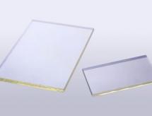 Visor  300x200mm - espessura 7.0-8.5mm - 2.0mmpb