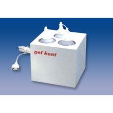 Aquecedor de gel gel-kent p/ 3 frascos de 250g